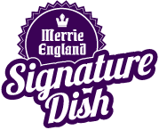 Merrie England Signature Dishes